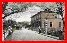 CPA  EYDTKUHNEN (Prusse Orientale)  Deutsch-russische, Landesgrenze (ville En Russie Maintenant)...K830 - Autres