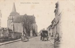 Suilly La  Tour - Vue Centrale - Scan Recto-verso - Frankreich