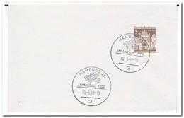 Berlijn 1968, Letter Japan Days 1968 - [5] Berlijn