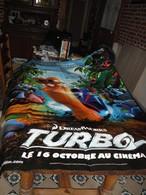 Affiche Originale TURBO L' Escargot Grand Format Film Cinéma - Posters