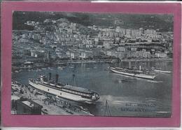 MONACO .- Le Port Et La Condamine - La Condamine