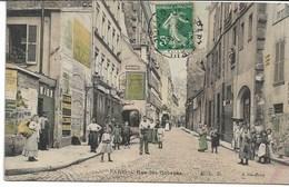 CPA PARIS XIIIème Arrondt Rue Des Gobelins   édit ELD (état Moyen Voir Dos ) - Arrondissement: 13