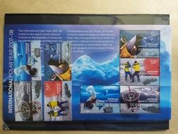 Australie Antarctique - Année Polaire 2007-2008 - Thème Astronomie - Instruments - Neufs