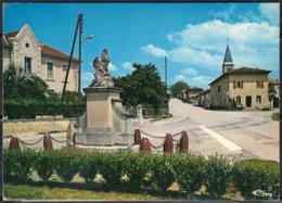 01   BANEINS   Ain    Le Bourg       CPSM     Non écrite - Autres Communes
