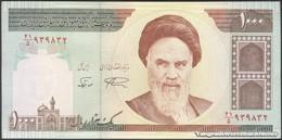 TWN - IRAN 143c - 1000 1.000 Rials 1994-2003 Series 41/5 - Signatures: Noorbakhsh & Namazi UNC - Iran