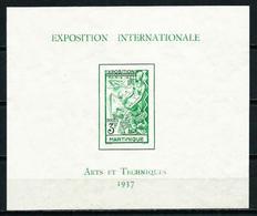 Martinica (Francesa) Nº HB-1(*) Cat.11€ - Martinique (1886-1947)