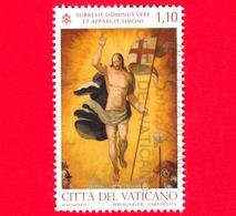 VATICANO - Usato - 2019 - Pasqua 2019 - Resurrezione - Easter - 1.10 - Vaticano