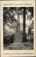Cp Vadelaincourt Meuse, Calvaire Erige Le 14 Septembre 1854 - Autres Communes