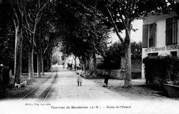 Mandelieu La Napoule  Termes - Route De L'esterel - Francia