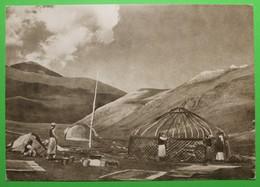 16042 Yurts Of The Kyrgyz - Kirghizistan