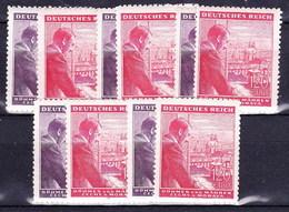 Boheme Et Moravie 1943 Mi 126-7 (Yv 105-6), (MNH)** - Bohemia & Moravia