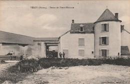 Verzy Marne 51 Ferme De Pierre Monnaie - Verzy