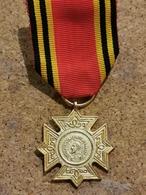 Belgique Médaille : Médaille De La Reconnaissance De La Fédération Royale Des Sociétés D'ex Sous Officiers - Other