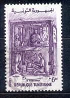 Tunesien  - Republique Tunisienne 1959/1961 - Michel Nr. 522 O - Tunesien (1956-...)