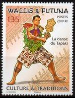 Wallis Et Futuna 2019 - La Danse Du Tapaki - Neuf // Mnh - Nuovi