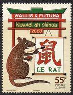 Wallis Et Futuna 2020 - Nouvel An Chinois, Année Du Rat - Neuf // Mnh - Wallis And Futuna