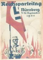 DC183 - Reichsparteitag Nürnberg 1934 - REPRO - Weltkrieg 1939-45