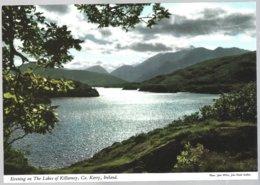 PC  2/68  J.Hinde - Evening On The Lakes Of Killarney,Co.Kerry ,Ireland. Unused - Kerry