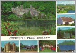 PC  418 Cardall - Greetings From Ireland, Multiviews. Unused - Irlande