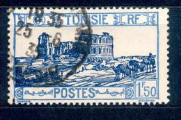 Tunesien  - Republique Tunisienne 1926 - Michel Nr. 140 O - Tunesien (1956-...)