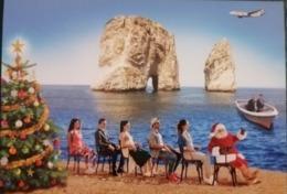 Liban Lebanon MEA VIP Carte Very Limited 2017 Jour De L'an Grande Dimensions - Liban