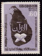SRI LANKA 1985 SG #913 60c Used Translation Of The Koran Into Sinhala (tiny Fault At Corner) - Sri Lanka (Ceylan) (1948-...)