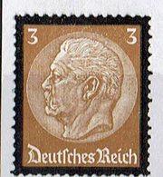 DR 1934 // Mi. 548 * - Allemagne