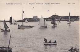 CPA//059....ROSCOFF ...LES REGATES - France