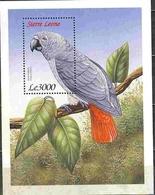 Sierra Leone, 1999, Parrots Block - Parrots