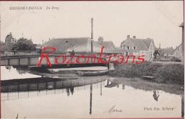 Grobbendonk Grobbendonck Antwerpse Kempen De Brug 1909 Edit. Em. Schrey (zeer Goede Staat) - Grobbendonk
