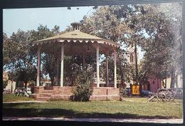 United States - Bandstand On Old Town Plaza. Albuquerque, New Mexico - Albuquerque