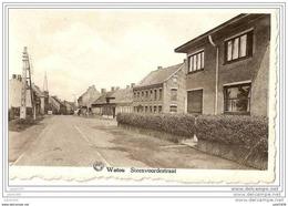 WATOU ..--  Steenvoordestraat . 1973 Vers WESTDORP ( Désirée TEIRLINCK ) . Voir Verso . - Poperinge