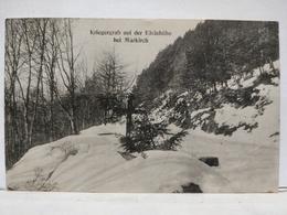 Kriegergrab Auf Der Kleinhohe Bei Markirch - Sainte-Marie-aux-Mines