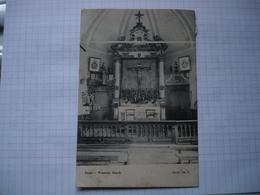 CPA - GOOIK ( HALLE NINOVE ) - KAPEL WOESTIJN ( 1912 ) - Gooik