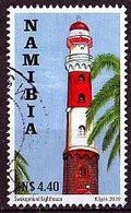 (688) Namibia 2010 Lighthouses O Used/gestempelt (A-8-10) - Namibia (1990- ...)