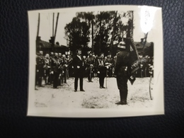 MEMEL KLAIPEDA FOTO Ostpreußen 1938 Smetona - Guerra, Militari