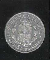 10 Centimes Saint Germain En Laye 1918 - Monnaie De Nécessité - TTB+ - D. 10 Centimes