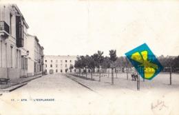 ATH - L'Esplanade - Carte Circulé - Ath