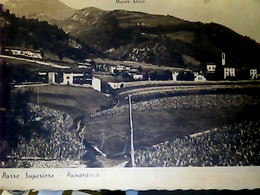 PARRE SUPERIORE Val  SERIANA BG Anni 40  ATT SOLO PARTE DAVANTI Staccato Il Retro Ma Bella Non E Rovinata E Rara HL5117 - Bergamo
