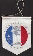 Basketball / Flag, Pennant / Croatia, Knin / Basketball Club Knin - Habillement, Souvenirs & Autres