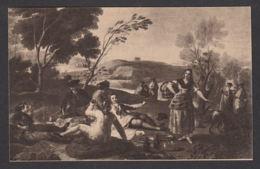 PG154/ GOYA, *La Merienda A Orillas Del Manzanares*, Madrid, Museo Del Prado - Peintures & Tableaux