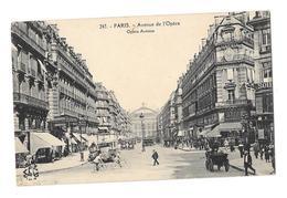 (26211-75) Paris - Avenue De L'Opéra - Arrondissement: 01