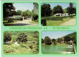 52 - FRONCLES - CAMPING DES DEUX PONTS - Frankreich