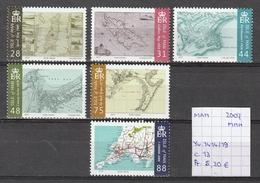 Man 2007 - Yv. 1414/19 Postfris/neuf/MNH - Isle Of Man