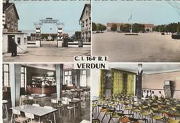 VERDUN  C.I 164e R.I. Quelques Vues Du C.I ( Larcher ) - Caserme