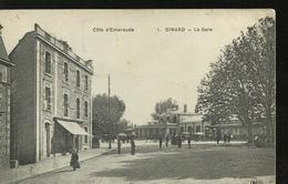 Dinard  La Gare 1926 - Dinard