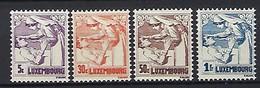 Luxembg - Timbres  . 15.1.1959 - 40.Jahrestag Der Thronbesteigung Von Grossherzogin Charlotte RaTdr 5x5 - Blocs & Feuillets