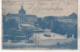 8465, Weltkrieg 1914-18, Feldpost, Straßburg, Französisch Strasbourg - Oorlog 1914-18