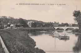 DPT 52 LA FERTE SOUS JOUARRE La Marne Et Le Petit Paris CPA TBE Impeccable - Frankreich