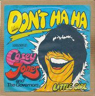 "7"" Single, Casey Jones - Don't Ha Ha - Disco, Pop"